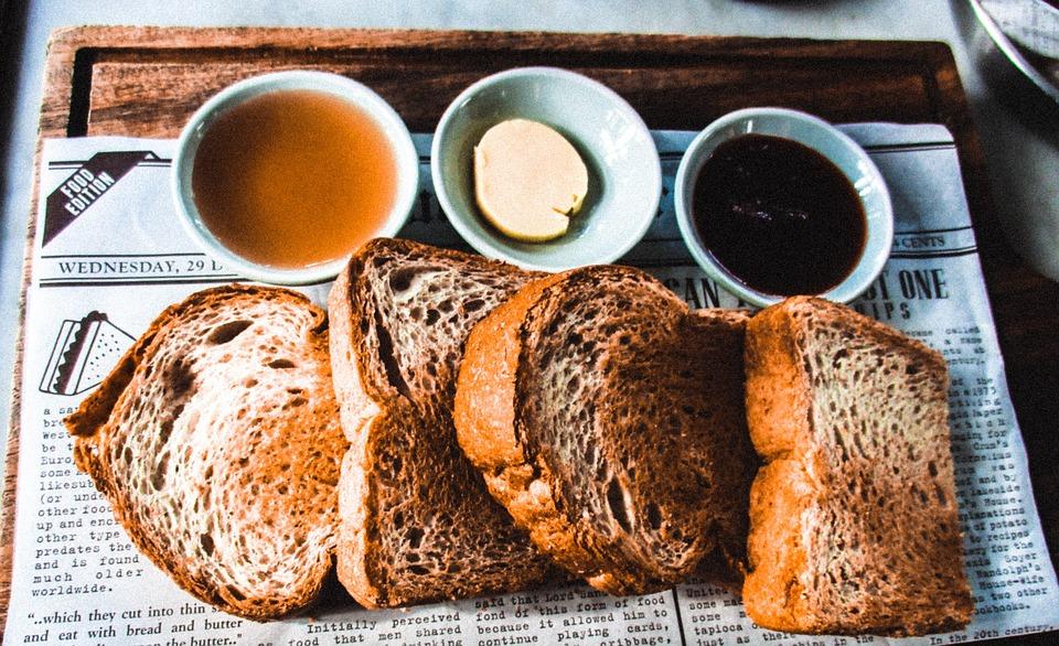 Bread, Toast, Breakfast, Food, Delicious, Snack, Eat