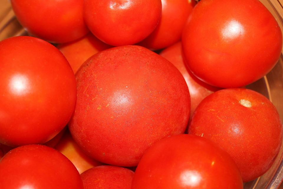 Tomatoes, Red, Vegetables, Food, Vitamins