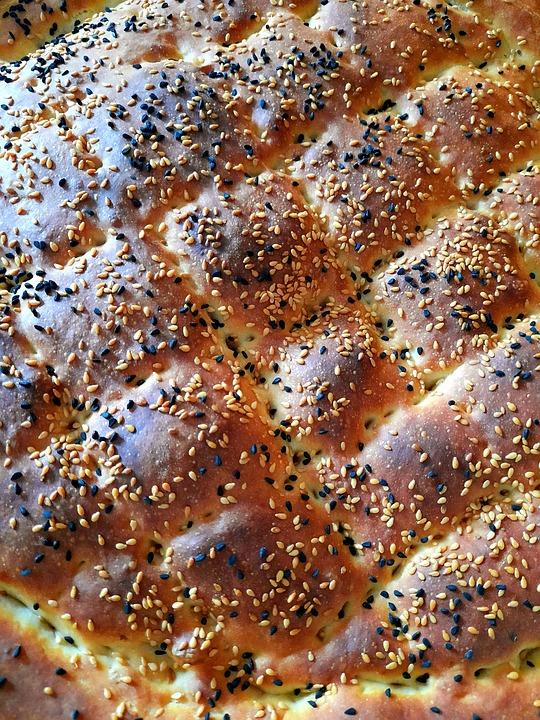Ramadan, Pita, Traditional, Kitchen, Food, East
