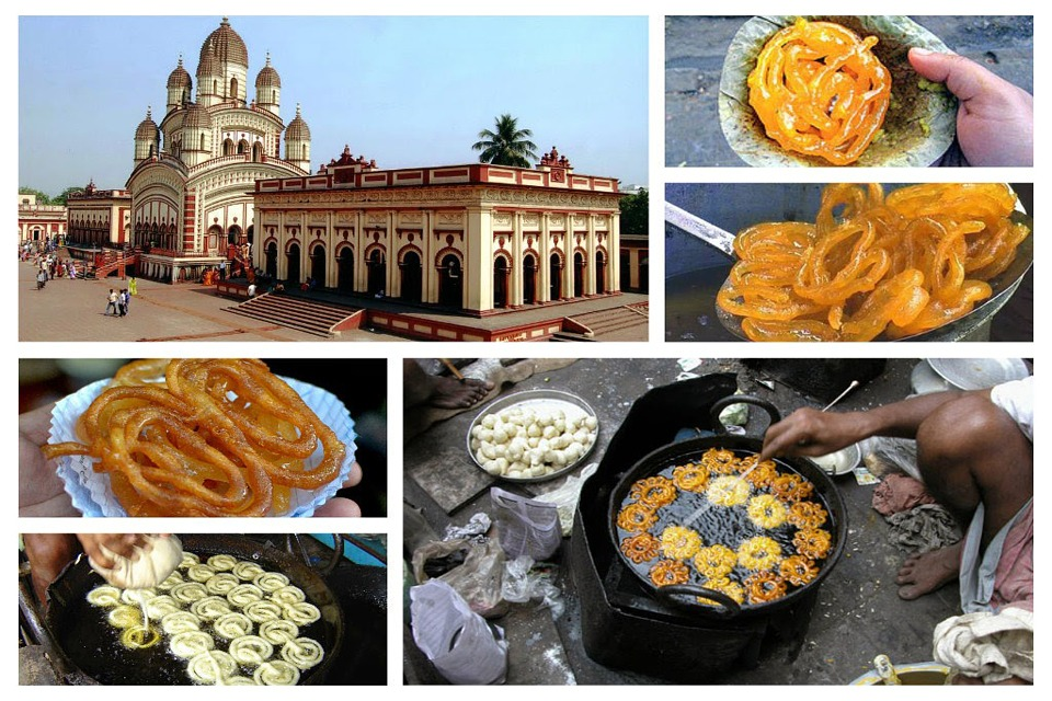 India, Food, Collage, Travel