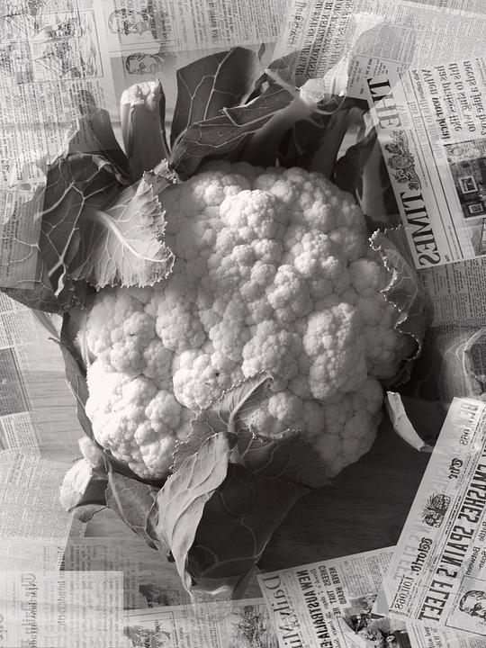 Cauliflower, Vegetables, Food, Eat