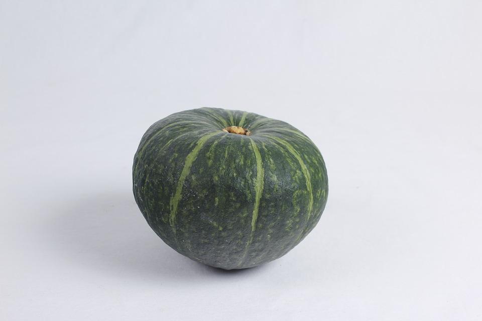 Sweet Pumpkin, Vegetables, Republic Of Korea, Food