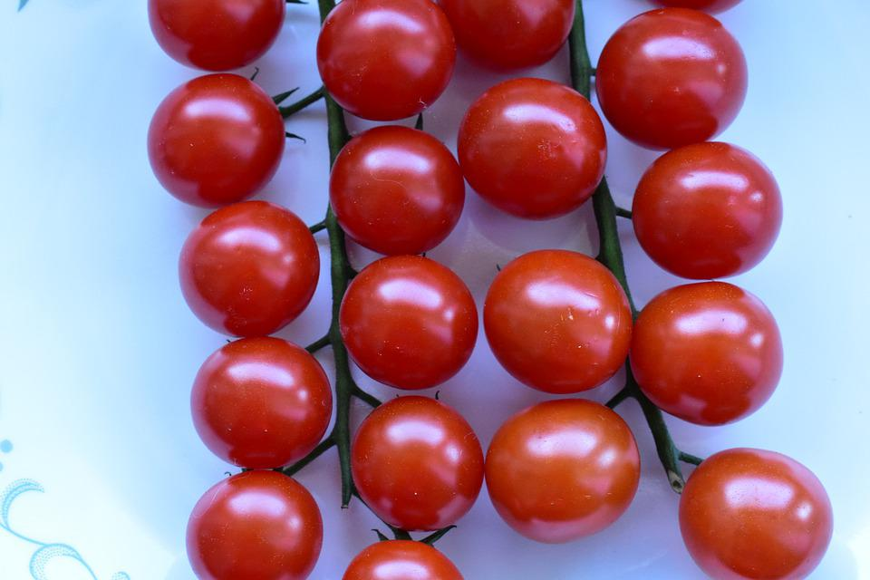 Tomato, Vegetables, Food, Fresh, Red, Delicious, Salad