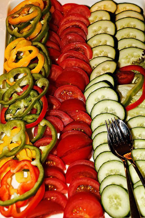 Vegetables, Vegetarian, Food, Fresh, Healthy, Nutrition