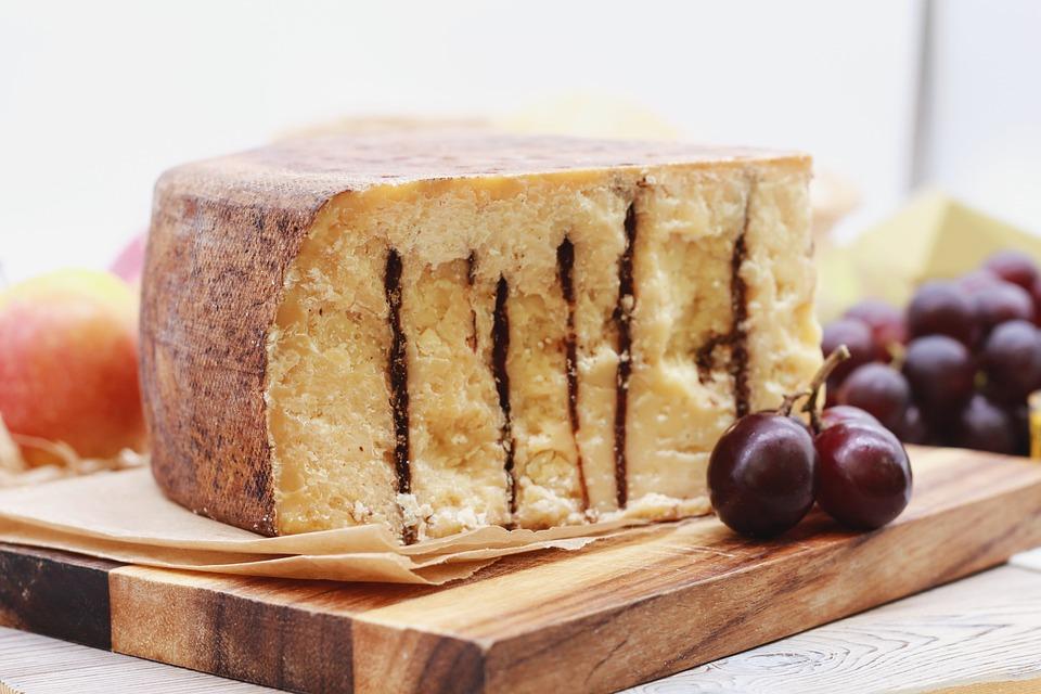 Food, Healthy, Refreshment, Sweet, Wood Cheese