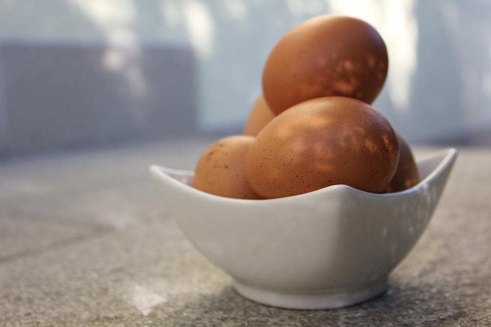 Egg, Eggs, Foodstuffs, Freshness, An Ingredient, Light