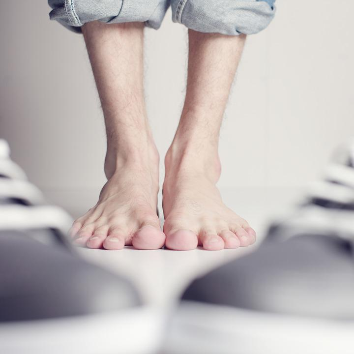Feet, Barefoot, Foot, Ten, Shoes, Strange, Abstract