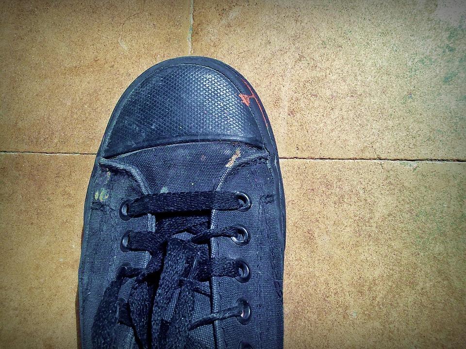 Zapatila, Foot, Footwear, Feet, Shoes