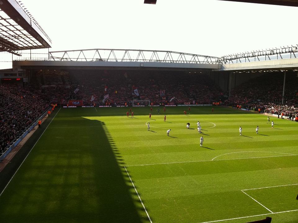 Anfield, Liverpool, Football