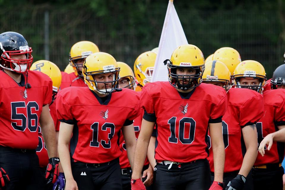 Football, American Football, Sport, Ball Sports