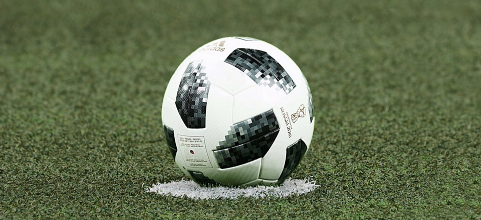 Football, Kick-off, Beginning, Center, Ball, Sport
