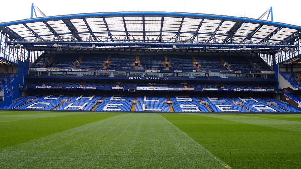 Stadium, Football, London, England, Chelsea