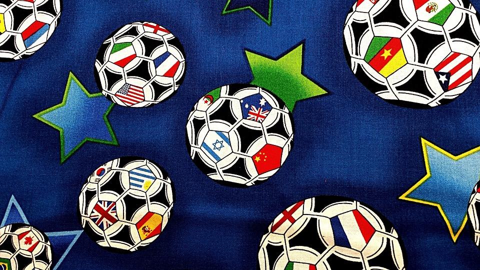 Textile, Football, Soccer, Fabric, Cloth, Clothing