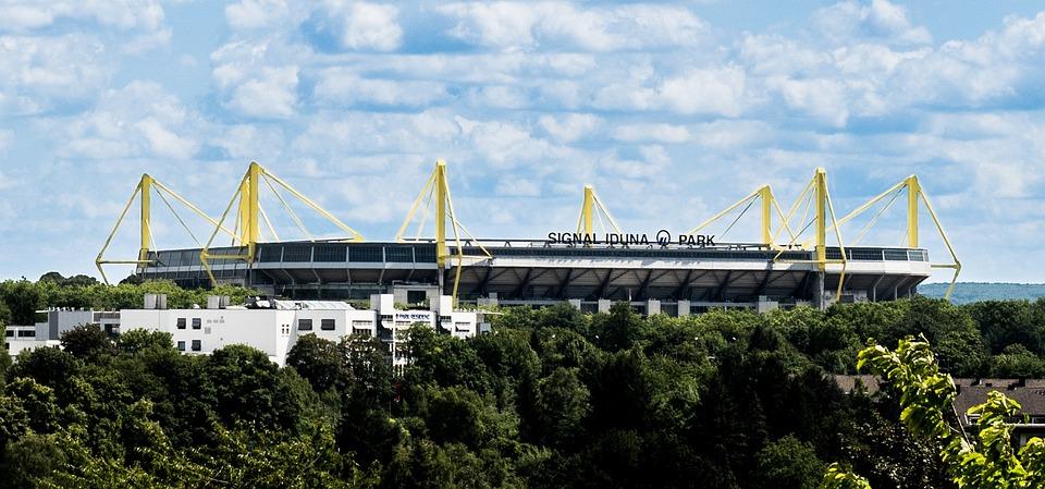 Stadium, Football, Dortmund
