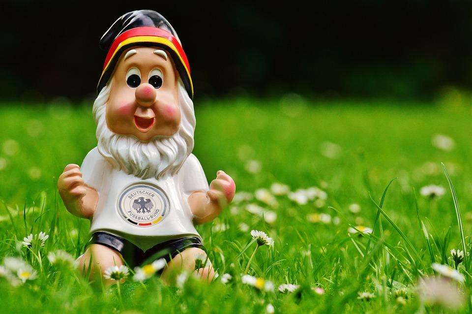 Em, European Championship, Football, Dwarf