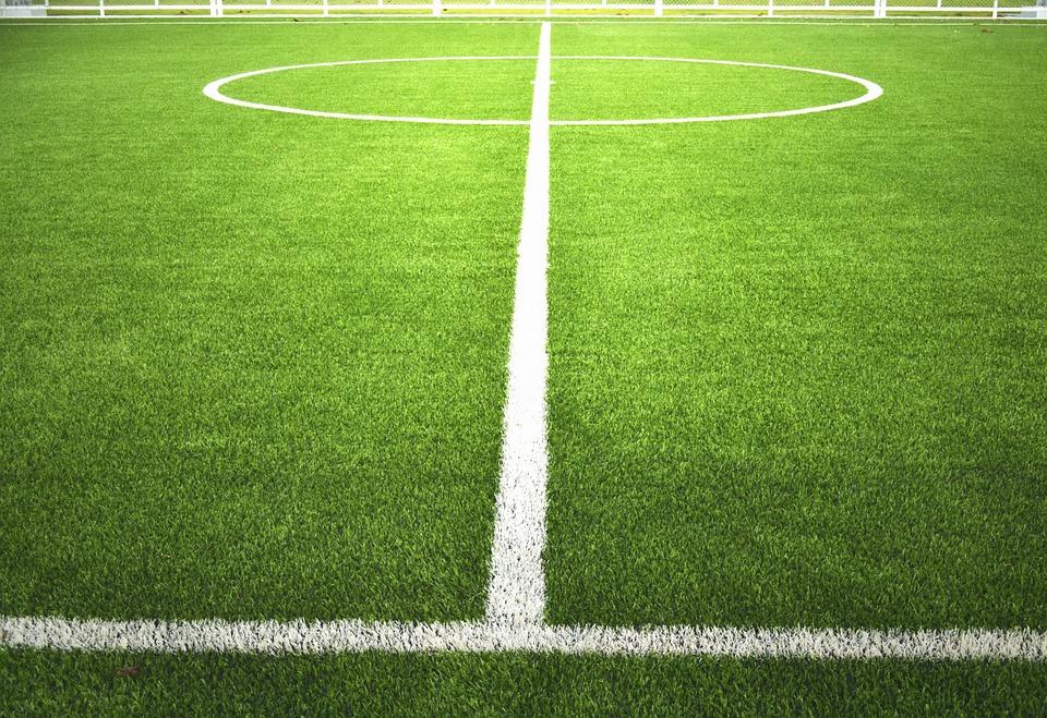 Football Field, Sports, Ball