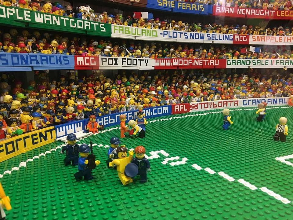 Lego, Football, Sport