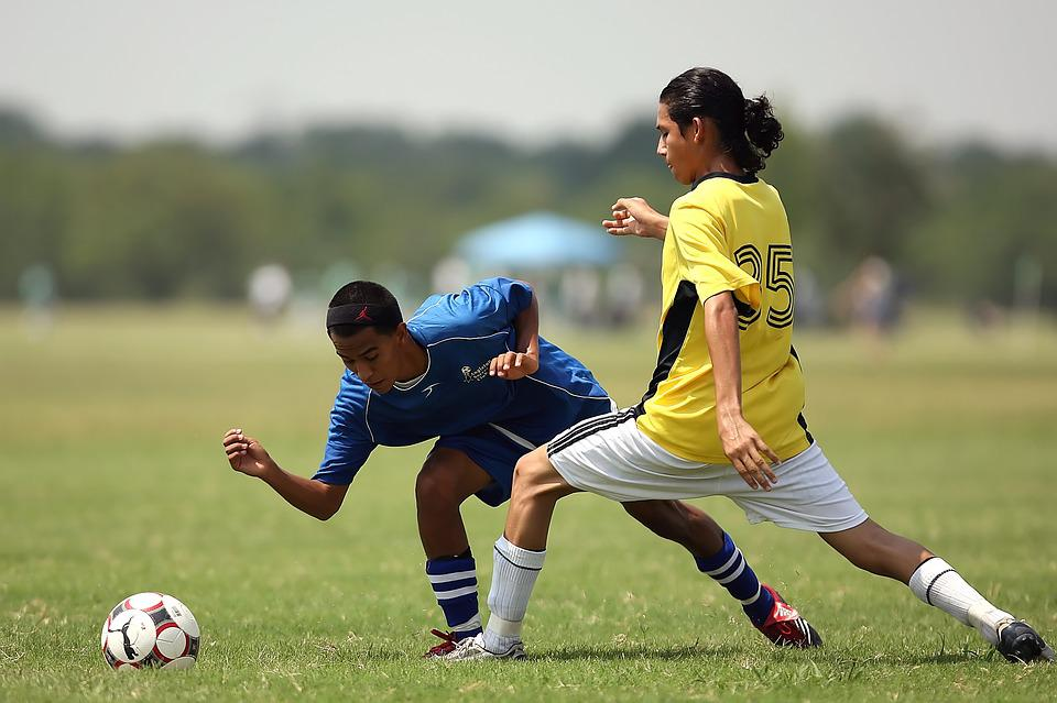 Soccer, Action, Football Players, Soccer Players, Game