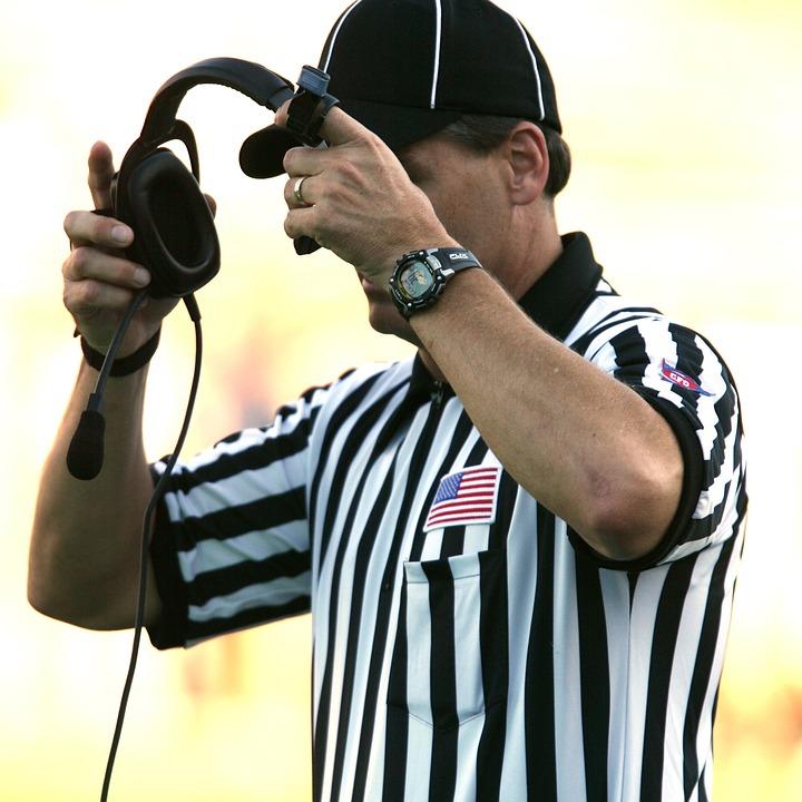 Football, American Football Referee, Referee