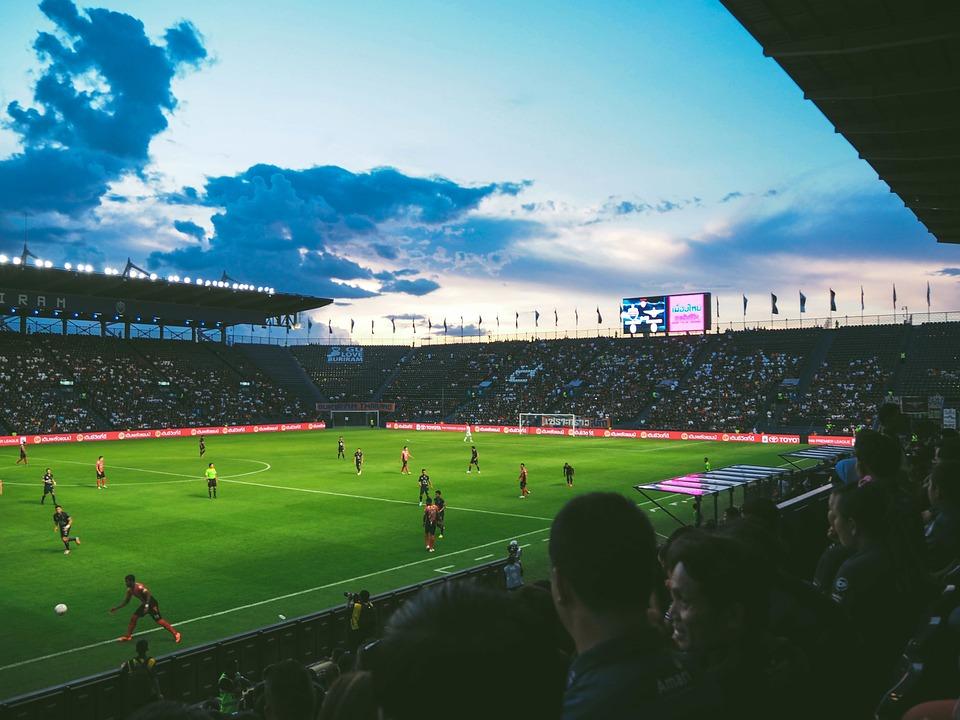 Football, Soccer, Field, Tournament, Sport, Game