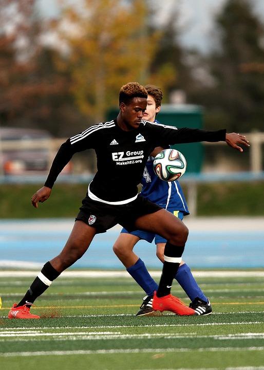Sport, Soccer, Football, Athlete, Ball, Game