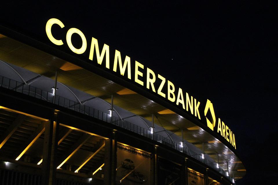 Football, Stadium, Frankfurt, Forest Stadium