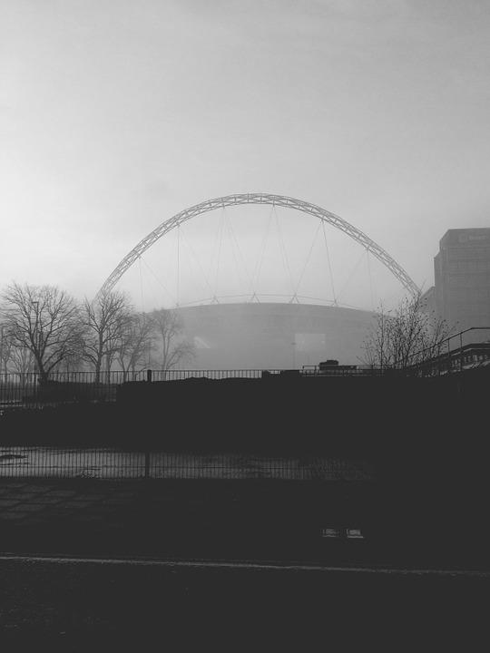 Wembley, Wembley Stadium, Stadium, Sport, Football