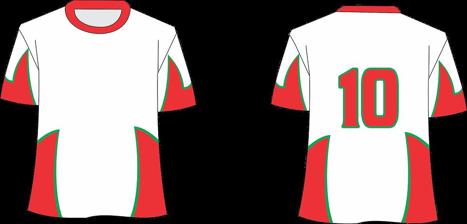 Shirt, Football, Team