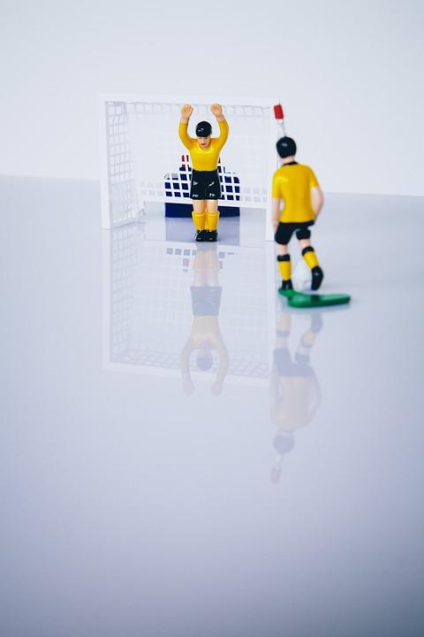 Table Football, Tipp Kick, Table, Football