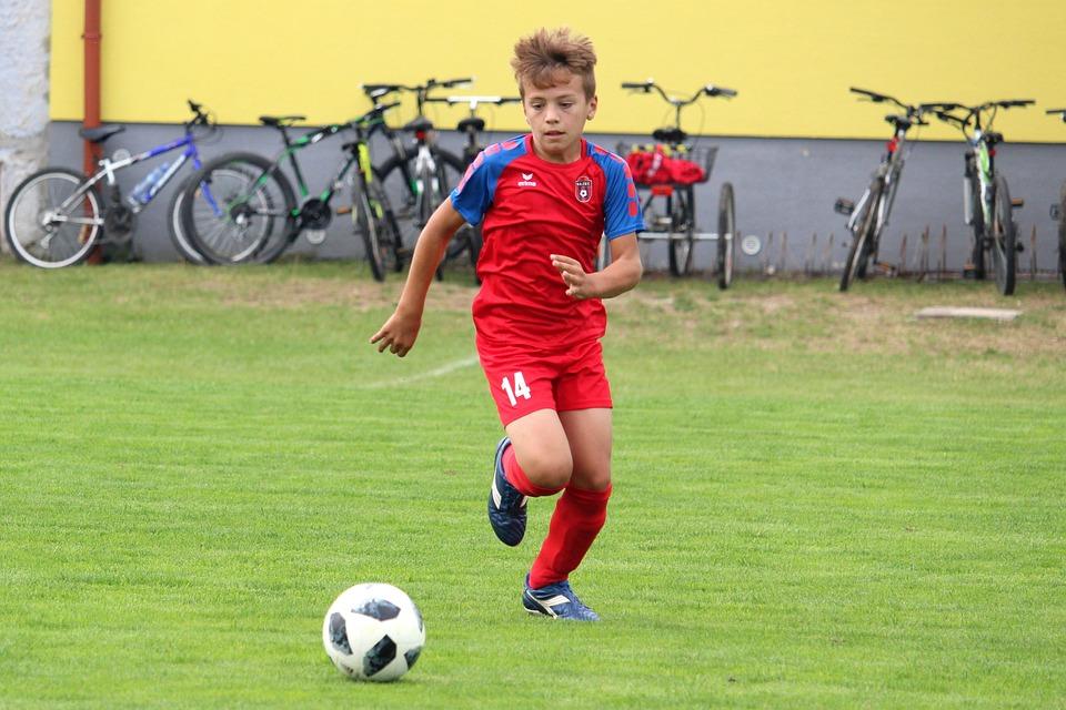 Football, Younger Pupils, Pupils, Match, Children, U13