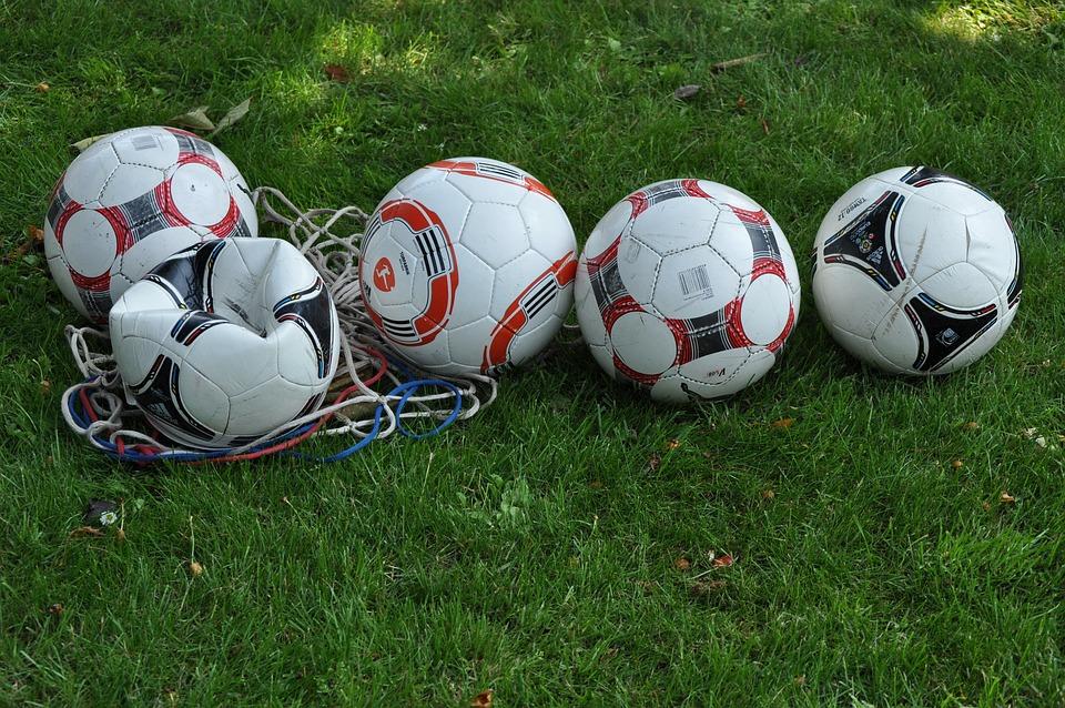 Balls, Footballs, Football, Sport, Ball Sports, Platt