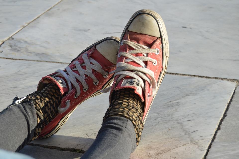 Foot, Boots, Shoes, Footwear, Girl, Feet, Outdoor