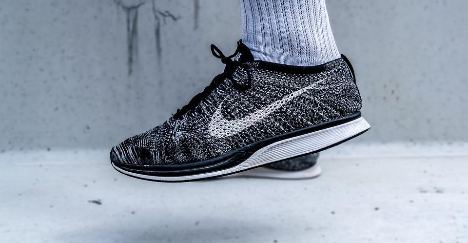 san francisco 297f1 de39c Fashion, Flyknit Racer, Foot, Footwear, Nike, Shoe