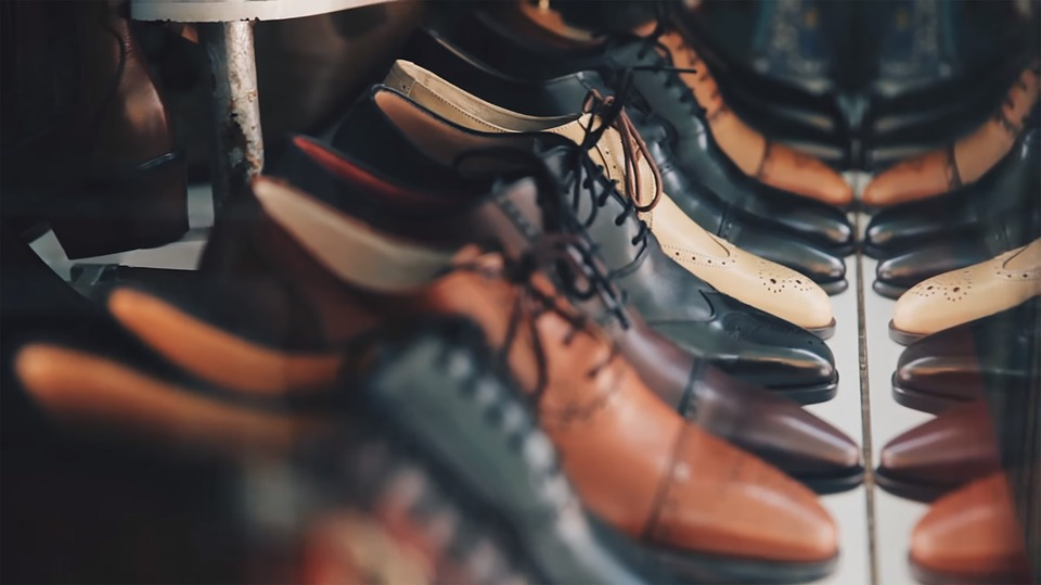 Footwear, Leather, Oxfords, Shoes, Male, Elegant