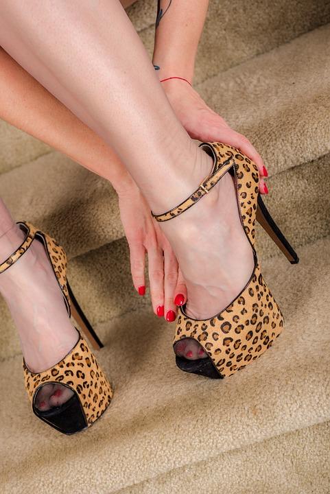 Feet, Footwear, Hands, High Heels, Shoes, Stilettos