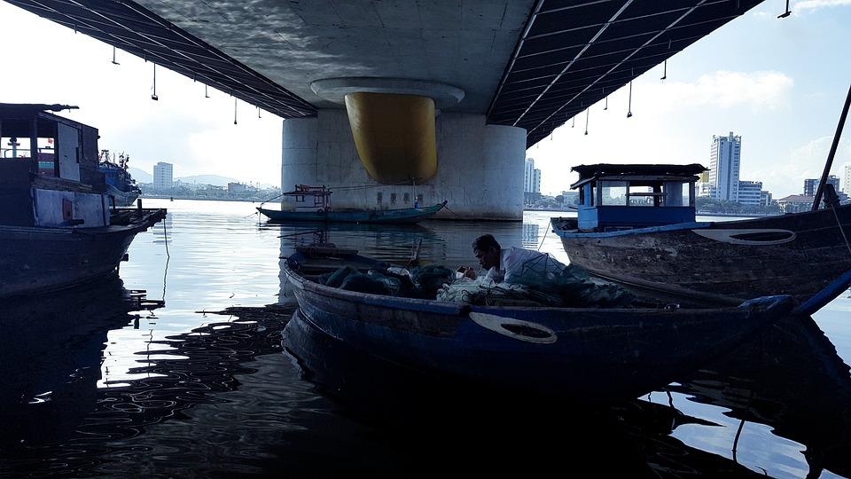 Da Nang, The Legs Underneath, For It, Han River, Times