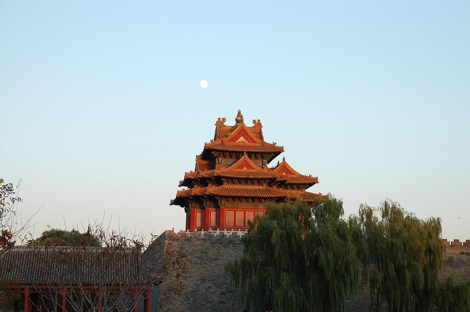 Beijing, China, Forbidden City