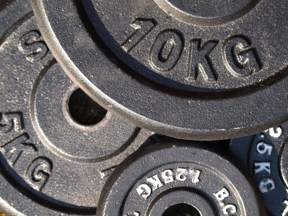 Weight Plates, Fitness, Force, Strength Training