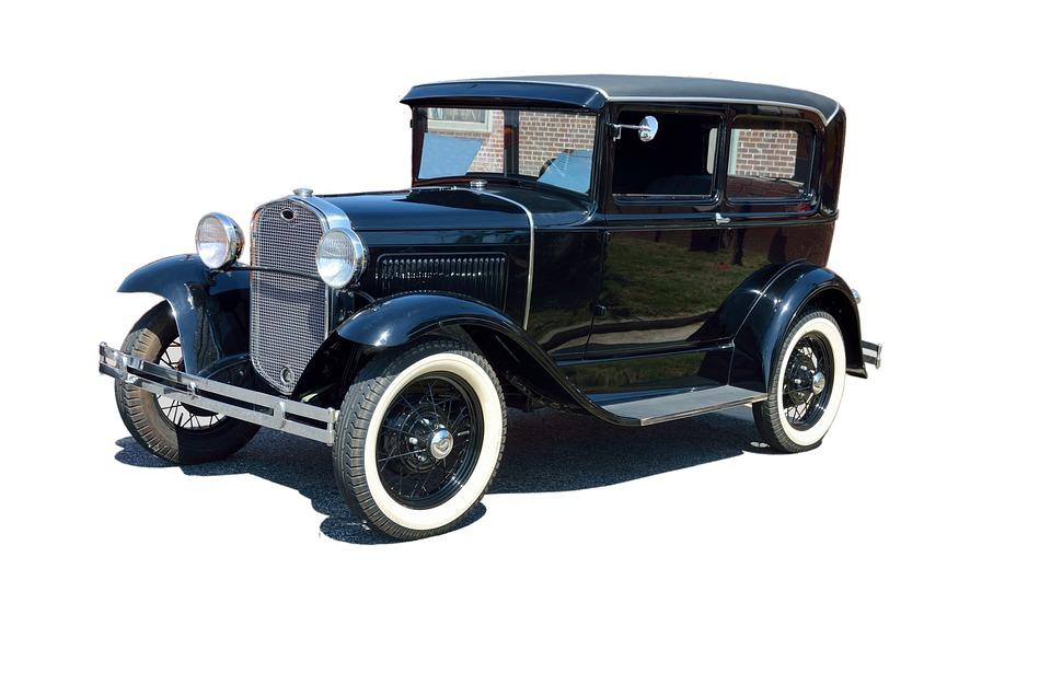 Free photo Ford Design Antique Vintage Car Automobile Old - Max Pixel