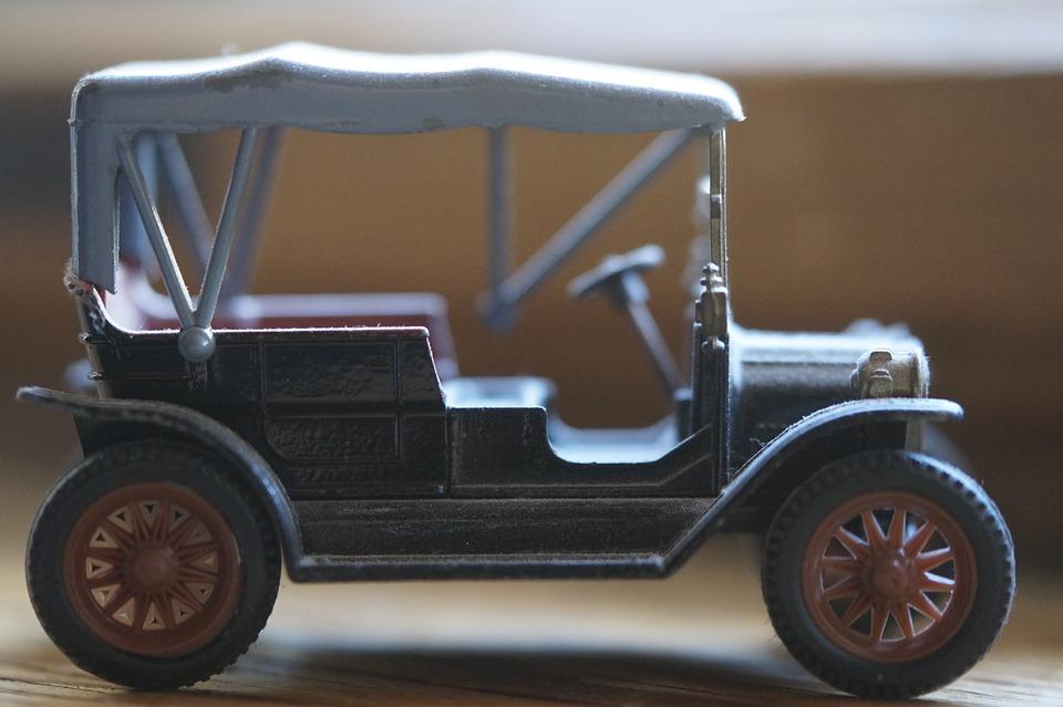 Auto, Ford, Old, Historically, Nostalgic, Nostalgia