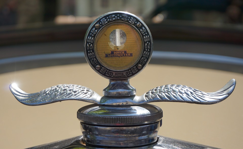 Ford, Cool Figure, Oldtimer, Trademarks, Auto, Vehicle
