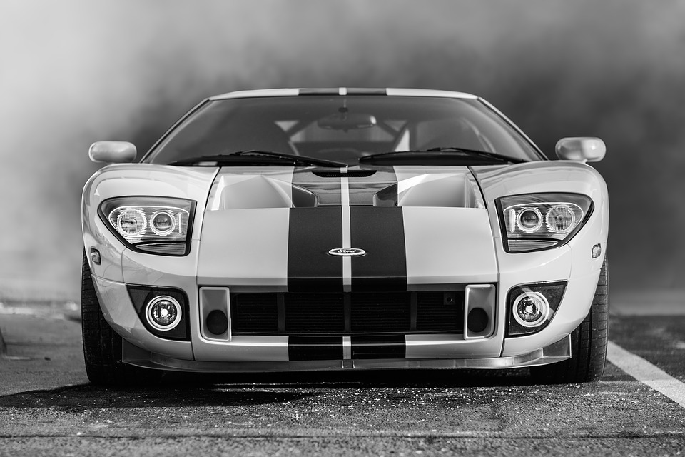 Car, Ford, Gt, Supercar, Speed, Sportscar, Style