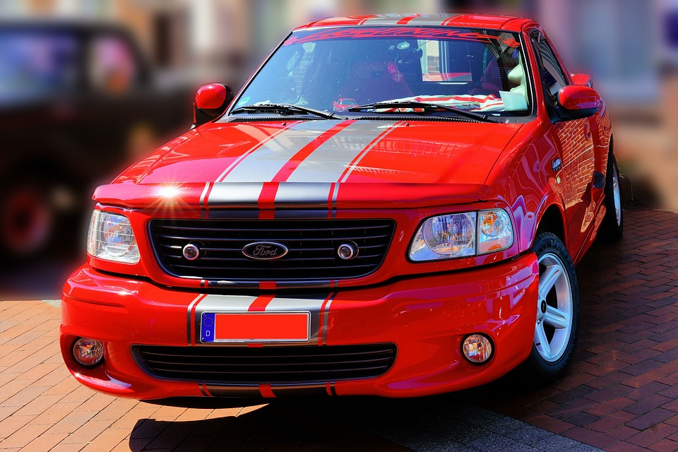 Auto, Ford, Pickup, Us-car, Ford Pickup, Vehicle