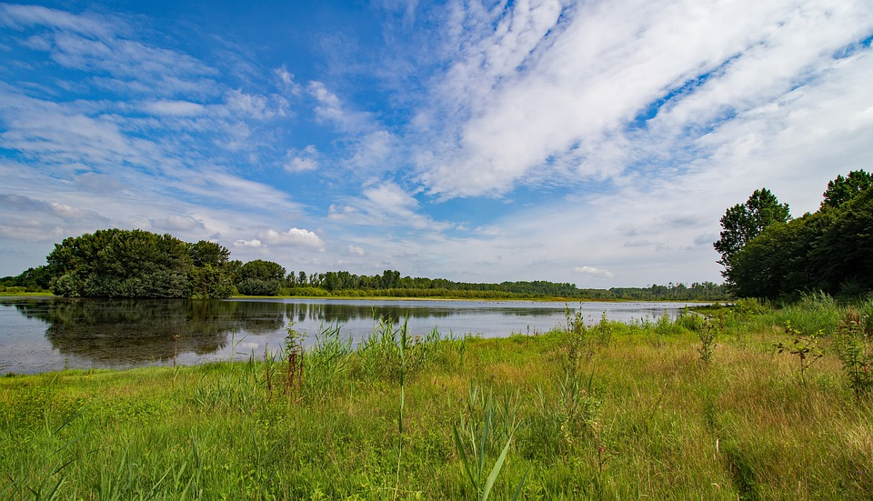 Silent Core, Nature Reserve, Landscape, Forest, Lake