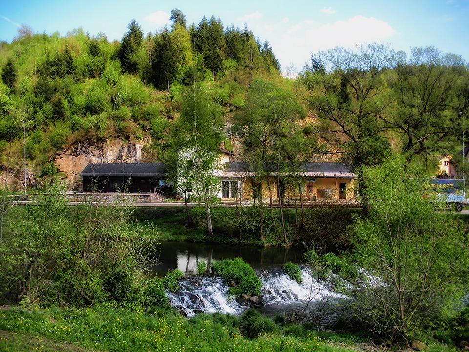 Austria, Landscape, Scenic, Forest, Trees