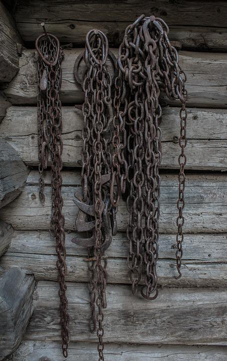 Chains, Blochzottl, Wood, Agriculture, Forestry