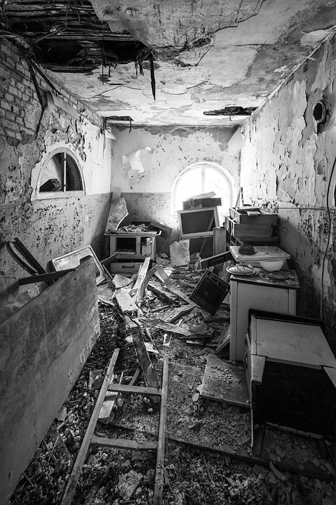 Lost Place, Abandoned, Ruin, Old, Forget, Break Up