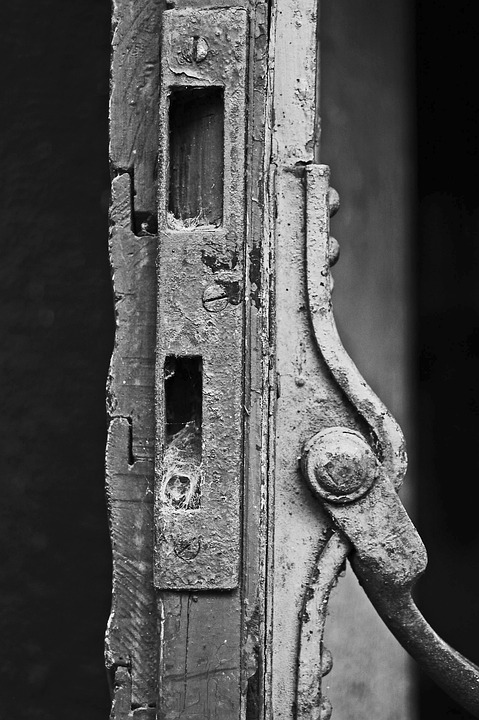 Door, Pforphoto, Urban Exploration, Leave, Forget