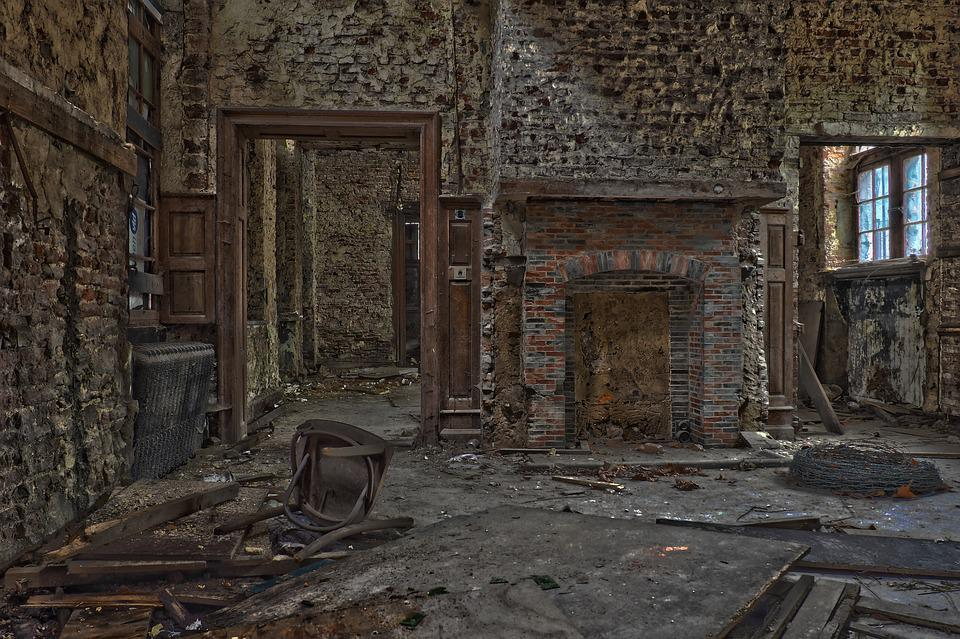 Lost Places, Villa, House, Abandoned, Old, Forget, Ruin