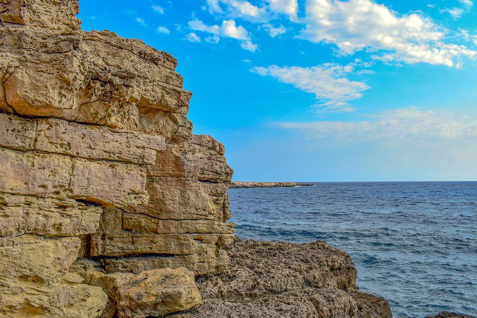 Rocky Coast, Cliff, Formation, Geology, Erosion, Nature